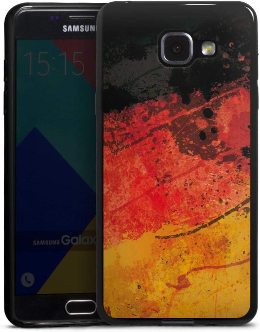 Karomenic Silikon H/ülle kompatibel mit Samsung Galaxy A5 2017 Ultra Slim D/ünn Schutzh/ülle Marmor Muster Weiche TPU Handyh/ülle Sto/ßfest Kratzfest Sto/ßfest Bumper Case Cover Tasche Schale,#4