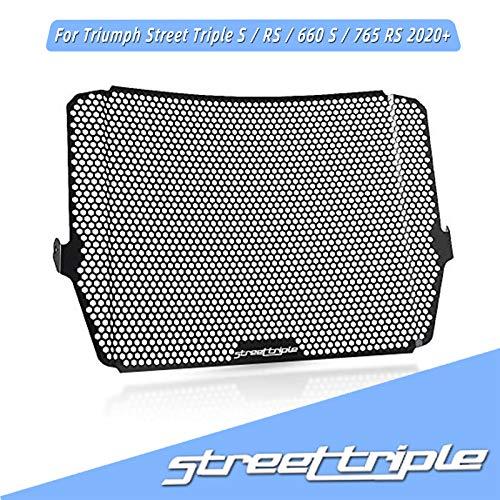 Kühlerschutz Kühler Kühlerabdeckung für Triumph Street Triple S/Street Triple RS/Street Triple 660 S/Street Triple 765 RS 2020 2021