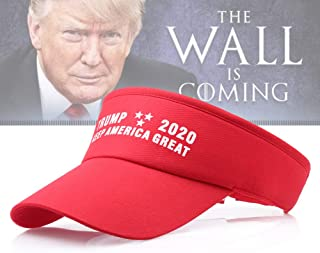 1 Pcs MAGA Trump Hat, Donald Trump Cap, Keep American Great Trump 2020 Hat - President Trump Hat Fancy Dress a164,1Red