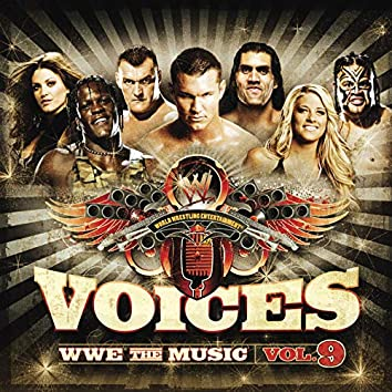 Voices: WWE the Music Vol. 9