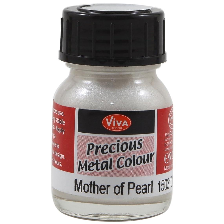 Viva Decor 25ml Precious Metal Color, Mother Of Pearl