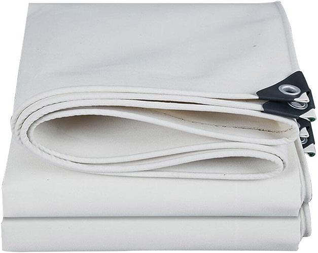 14EU-Haucalarm Bache de Prougeection Pratique Toile imperméable Toile imperméable bache Toile imperméable Prougeection Solaire bache épaisse Chaude Anti-age résistant à l'usure