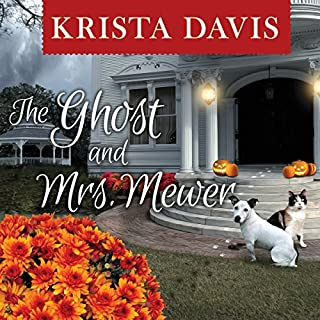The Ghost and Mrs. Mewer audiobook cover art
