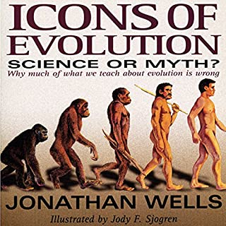 Icons of Evolution cover art