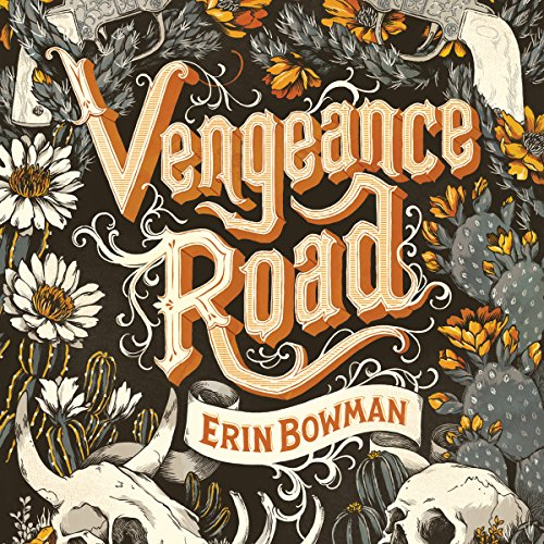 Vengeance Road audiobook cover art