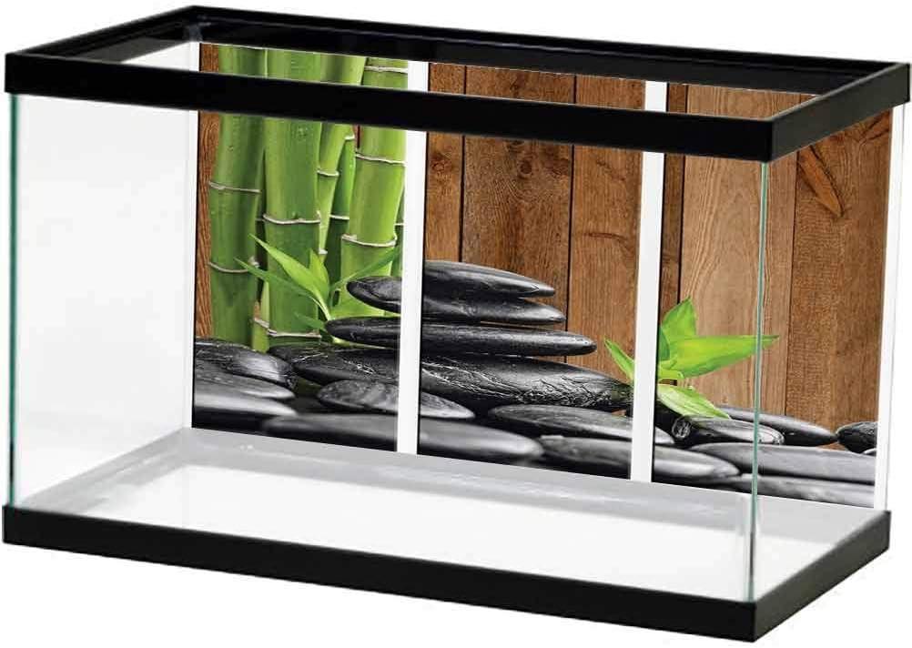 Art Super intense SALE Decor Collection Aquarium Background Zen a Spa Free shipping Stones Basalt