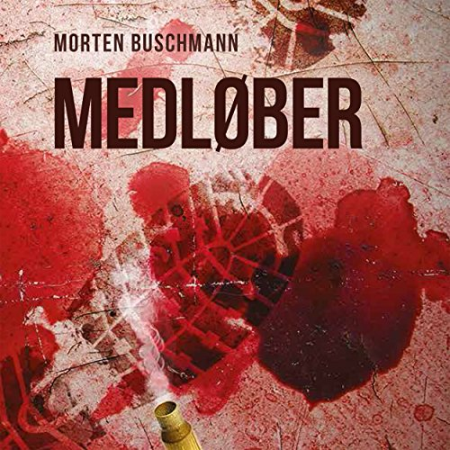 Medløber audiobook cover art