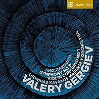 Shostakovich: Symphony No. 9, Violin Concerto No.1 by Leonidas Kavakos (2015-05-28)