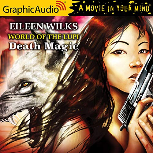 Death Magic (Dramatized Adaptation)  By  cover art