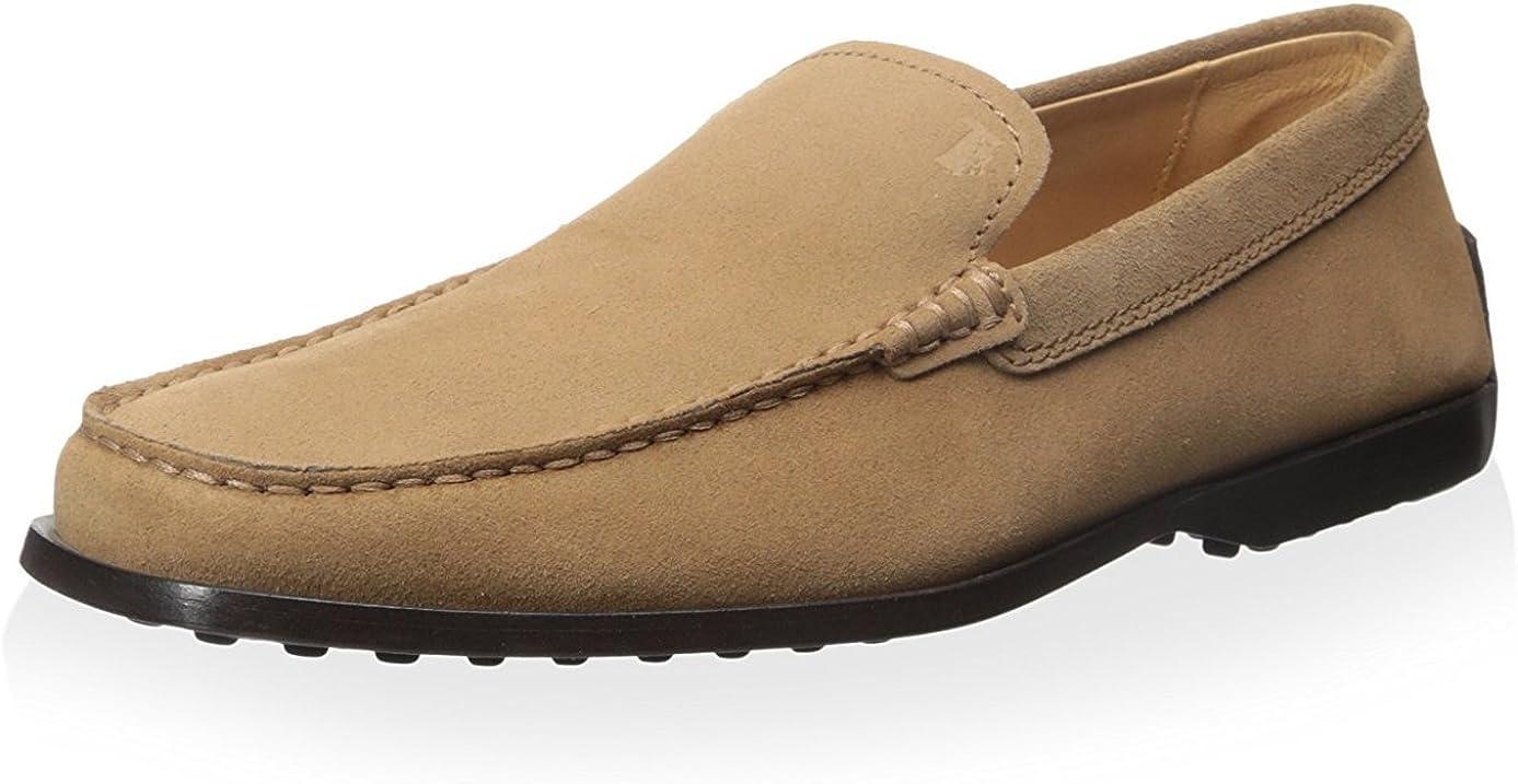 Tod's Men's Suede Loafer