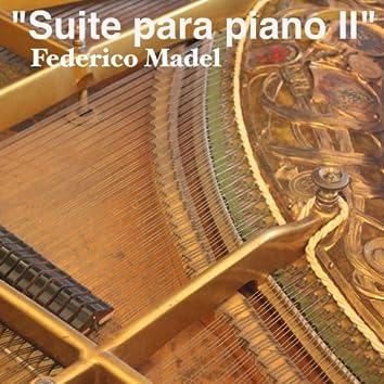 Federico Madel: Suite para Piano II