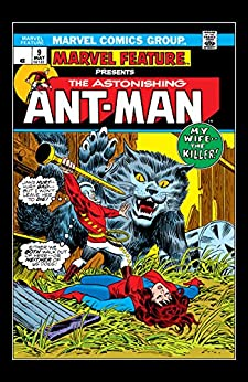 Marvel Feature (1971-1973) #9 by [Mike Friedrich, Craig Russell, Jack Abel, Jim Starlin]