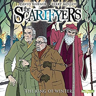 The Scarifyers: The King of Winter cover art