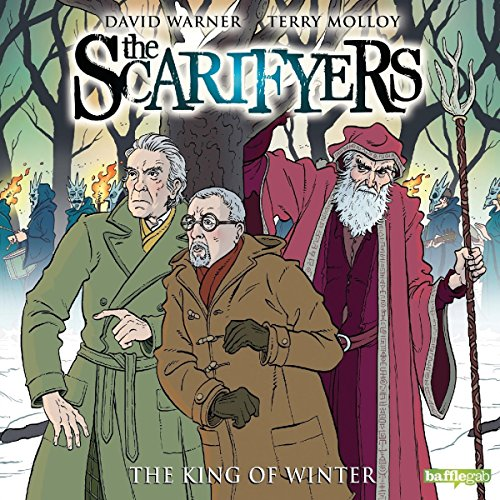 『The Scarifyers: The King of Winter』のカバーアート