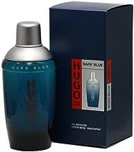 Hugo Boss DARK BLUE Eau de Toilette, 2.5 Fl Oz