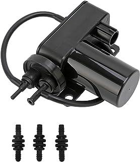 Replacement Electric Vacuum Pump - Fits Ford F250, F350, F450, F550 Super Duty 6.0L, 7.3L, 6.4L, 2003-2004 Dodge Ram 2500, 3500 5.9L Diesel - Replaces 4C3Z-2A451-BA, 904-214, 53032373AA, 6C3Z-2A451-A