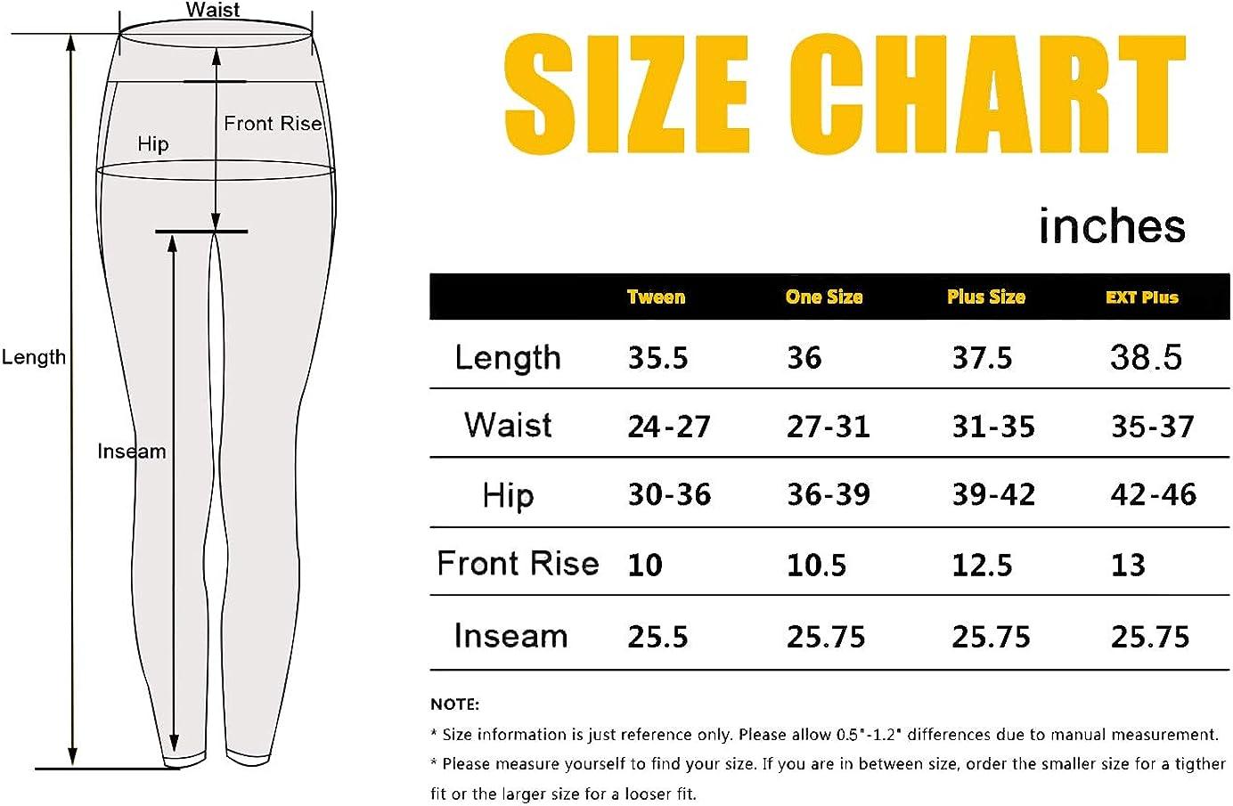 QYQ Buttery Soft Women's Leggings -10+Colors -High Waisted Yoga Pants w Hidden Inner Pocket, Reg&Plus Size : Sports & Outdoors