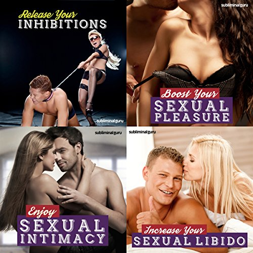 Sizzling Sex Life Subliminal Messages Bundle audiobook cover art