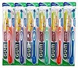 Gum Toothbrush Super Tip Medium (6 Pack)