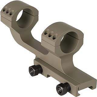 Monstrum Offset Cantilever Dual Ring Scope Mount | 1 inch Diameter