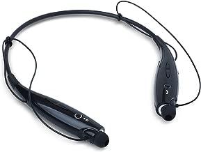 SoundLogic XT Around The Neck, Bluetooth Wireless Earbud Headset, Black