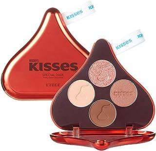 ETUDE エチュード 公式 キスチョコレート プレイカラーアイズ アイシャドウ ダーク 1.2g×4色