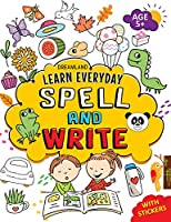Learn Everyday Spell and Write - Age 5+