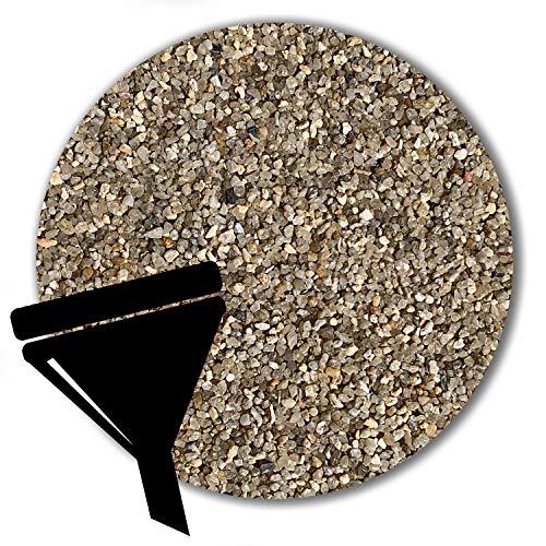 Filtersand Filterkies Körnung: (0,8 -1,6 mm)