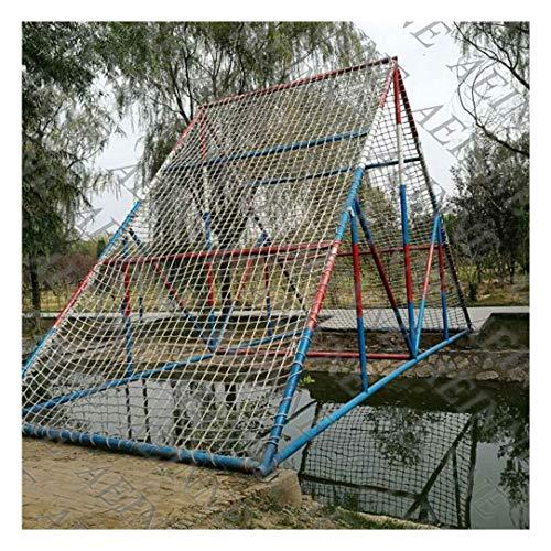 Lowest Price! Child Climbing Net,Rock Climbing Net Cargo Outdoor Rope Netting Climb Wall for Kids Pl...