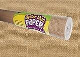 Burlap Better Than Paper Bulletin Board Roll