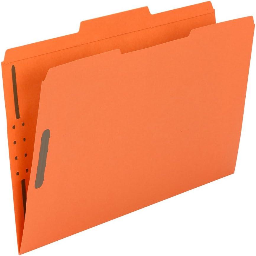 Smead Fastener File Folder 2 1 year Ranking TOP5 warranty 3-Cut Tab Reinforced Fasteners