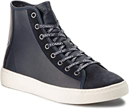 Tommy Hilfiger Color Mix Mid Light Ankle Boots for Men