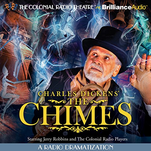 Charles Dickens' The Chimes audiobook cover art