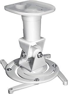 myWall H16-1WL Plafondbeugel Beamer, Belastbaarheid 15 Kg, Plafondafstand 225 mm, Wit