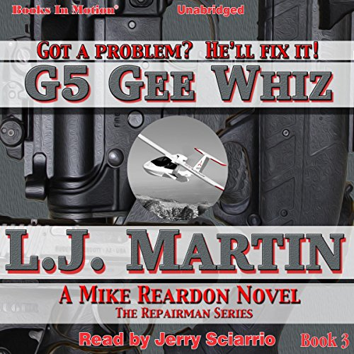 G5 Gee Whiz audiobook cover art