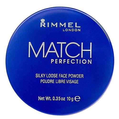 Rimmel Match Perfection Silky Loose Powder, Transparent 001, 10ml