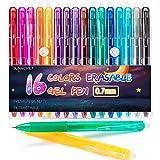 Best Erasable Pens - Retractable Erasable Gel Pens Clicker Fine Point(0.7), Make Review