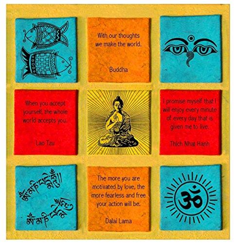 Buddha's Vision Board