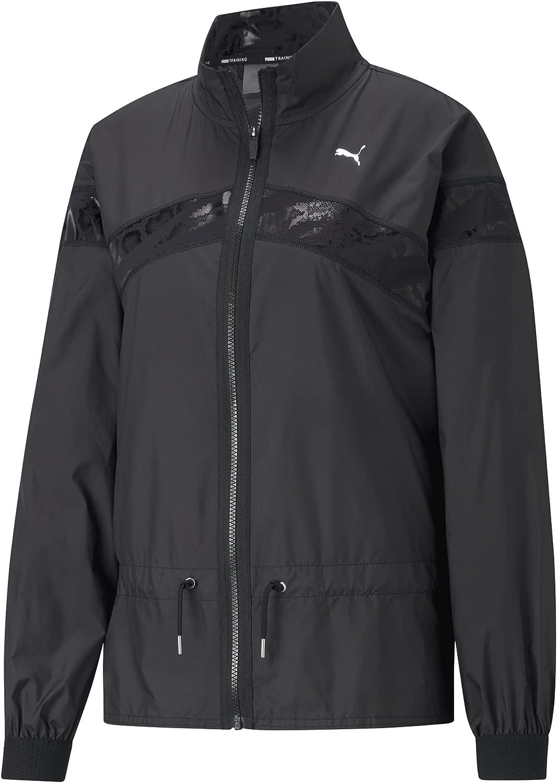 PUMA Women's Train Untmd Woven Jacket