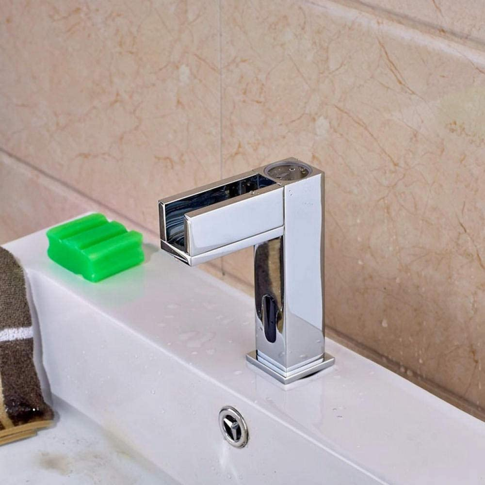 Ranking TOP1 bathroom 2021 spring and summer new sink taps Bath Automatic Infrared Sink Touchless Hands