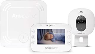 3-in-1 Angelcare AC327 Baby Breathing Monitor, with 4.3'' Video & Sound