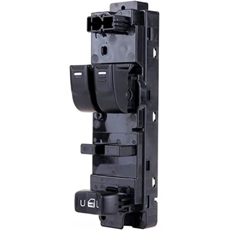 2007-2008 Isuzu I-370 2-Door 2006 Isuzu I-280 2-Door Replaces 25779766, 8-25779-766-0, 8-25779-767-0 2007-2008 Isuzu I-290 2-Door 2004-2012 GMC Canyon 2-Door APDTY 012213 Master Power Window Switch Front Left Fits 2004-2012 Chevy Colorado 2-Door