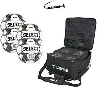 Select Numero 10 Soccer Ball Package - Pack of 4 soccer...