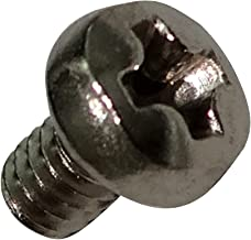 AERZETIX 100x Tornillos para madera con cabeza c/ónica 3.5//20mm acero galvanizado huella Torx C41583