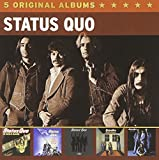 5 Original Albums von Status Quo