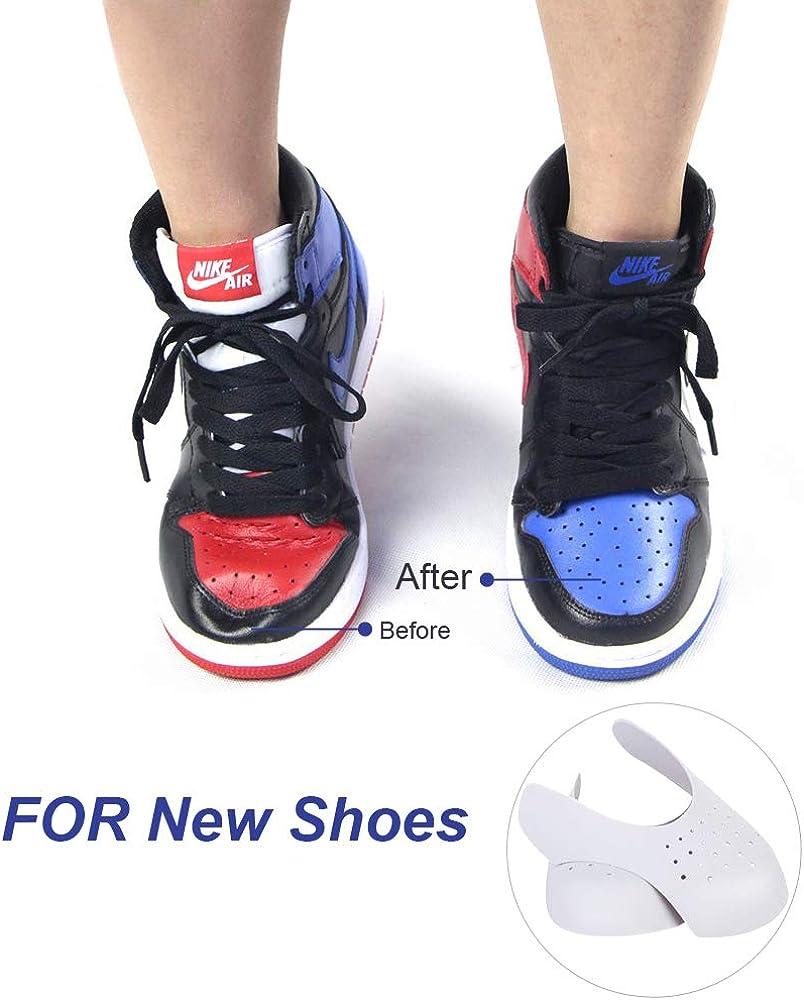 Anti Crease Sneaker Shields Shoe Trainer Protector Toe Box Decreaser Reusablers