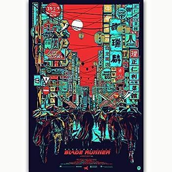 Blade Runner 2049 Harrison Ford Movie Poster - No Frame (24 x 36)