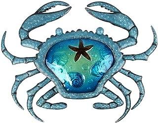 Best metal crab wall art Reviews