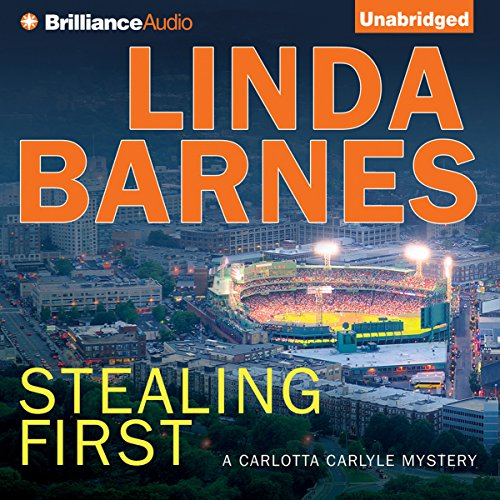 Stealing First audiobook cover art