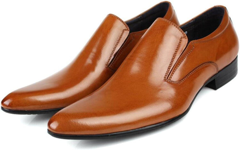 XZP Leder Oxford Schuhe Männer Casual Lace up Echtes Leder